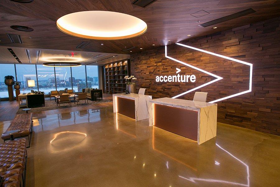 Accenture & the Axe